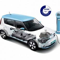 Derribando mitos: El KIA Soul eléctrico es un 40% más limpio que la versión diésel al final de su vida útil