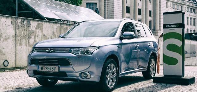 El Mitsubishi Outlander PHEV ya acumula 33.000 unidades vendidas