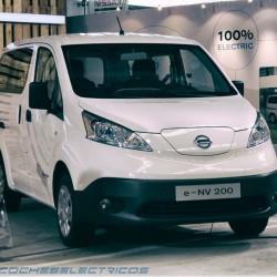Precio de la Nissan e-NV200 con batería de 40 kWh: Desde 28.660 euros