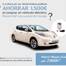 ¿Un Nissan LEAF por 7.900 euros?