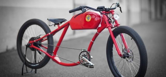 Otocycles, bicicletas eléctricas españolas con diseño de los años 50