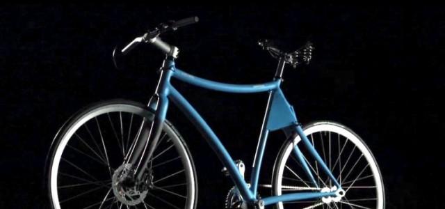 Samsung Smart Bike. Cuando diseño y tecnología se dan la mano