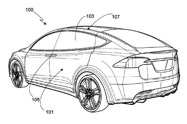 tesla+patent+drawing