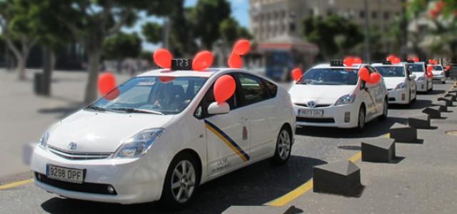 Los taxistas españoles ya no quieren al Toyota Prius