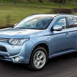 Las ventas del Mitsubishi Outlander PHEV alcanzan las 40.000 unidades en Europa