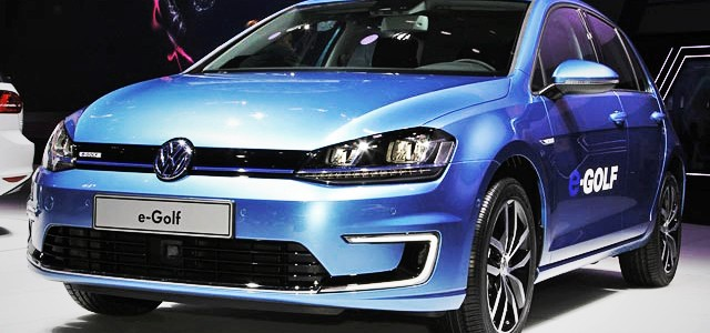 El Volkswagen e-Golf se sitúa en la primera posición de ventas de eléctricos en Noruega