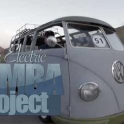 VW eSamba. La mítica furgoneta se convierte en eléctrica de la mano de una batería de Tesla