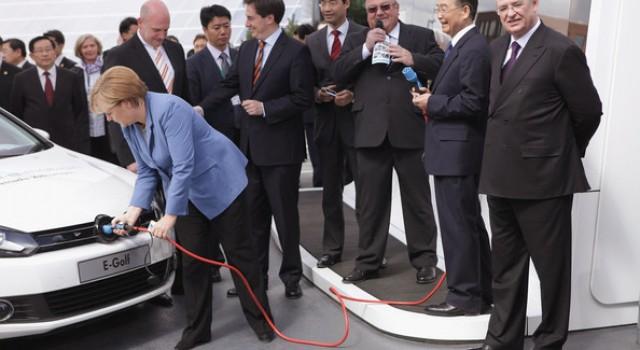 El fracaso de la estrategia del gobierno de Alemania para incentivar el coche eléctrico