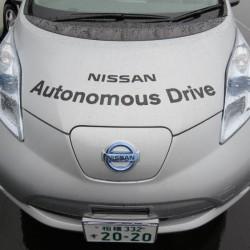 Nissan comienza las pruebas de su coche autónomo. Hoja de ruta para su implantación comercial