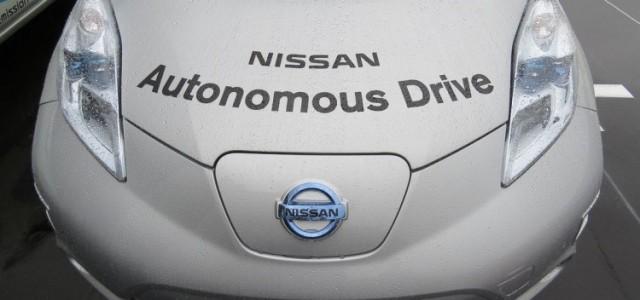 El Nissan LEAF autónomo demuestra en vivo su potencial