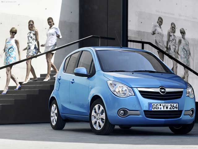 Opel-Agila-2008-wallpaper