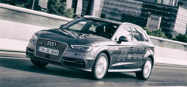 Cuál es el consumo real del Audi A3 e-Tron