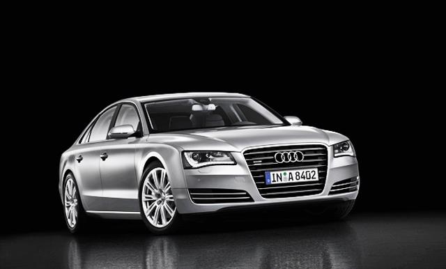 Audi A8 4.2 TDI quattro/Standaufnahme