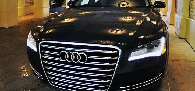 Audi A8 e-tron. Una potente versión híbrida enchufable para el buque insignia de Audi