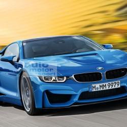 Un BMW i9 para celebrar el centenario de BMW