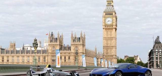 Rimac Automobili colaborará con la Formula E