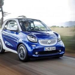 El nuevo Smart eléctrico usará el motor del Renault ZOE