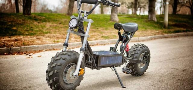 The Beast. Una moto eléctrica diferente