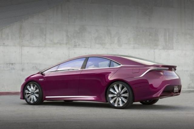 El prototipo NS4, que podría inspirar el diseño del nuevo Toyota Prius