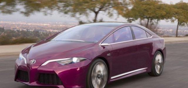 El nuevo Toyota Prius, tendrá dos tipos de baterías y una versión con tracción a las cuatro ruedas