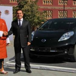Bután quiere 100% eléctrico, y con mucha razón