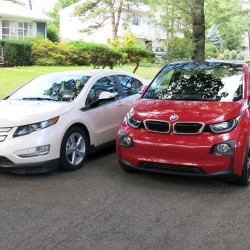 Comparativa: BMW i3 vs Chevrolet Volt