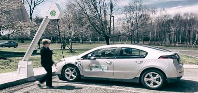 EVSE Marquee. Una opción para minimizar los riesgos de vandalismo en los puntos de recarga para coches eléctricos