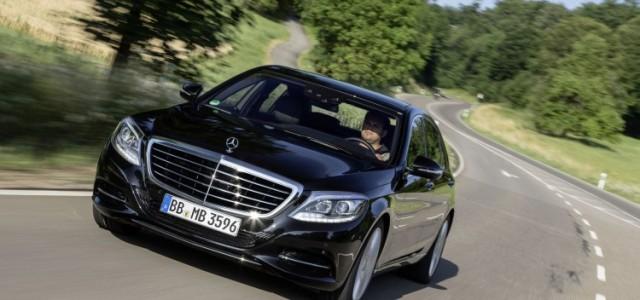 Precio del Mercedes-Benz S 500 Plug-In Hybrid