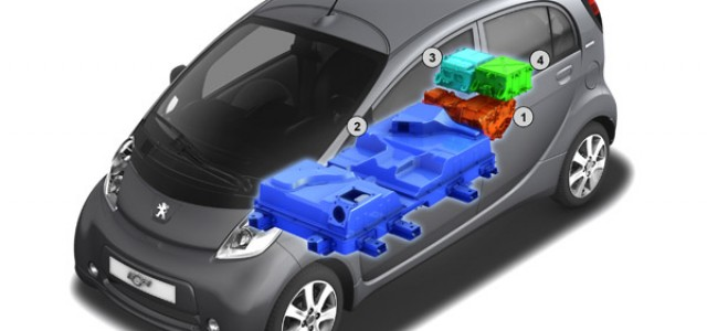 Sustituir la batería del Peugeot iOn cuesta 26.002 euros