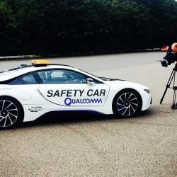 El Safety Car de la Formula E será un BMW i8, y tendrá recarga inalámbrica