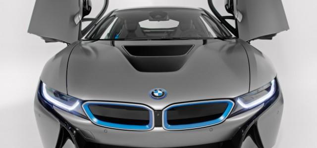 El primer BMW i8 vendido en Estados Unidos alcanza los 825.000 dólares en una subasta