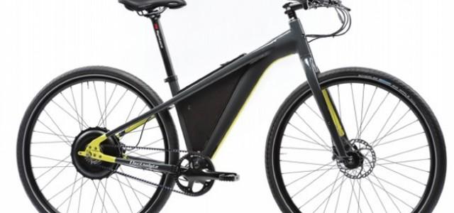 Electrolyte Vorradler S3 FC. Una bicicleta eléctrica a hidrógeno