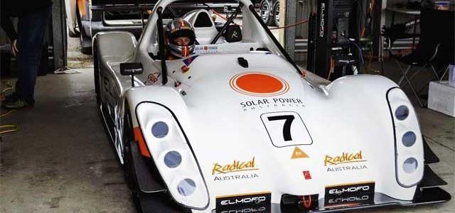 El Radical SR8 eléctrico logra su primera victoria en una competición oficial