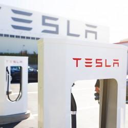Hasta Eslovenia tiene un Supercargador de Tesla