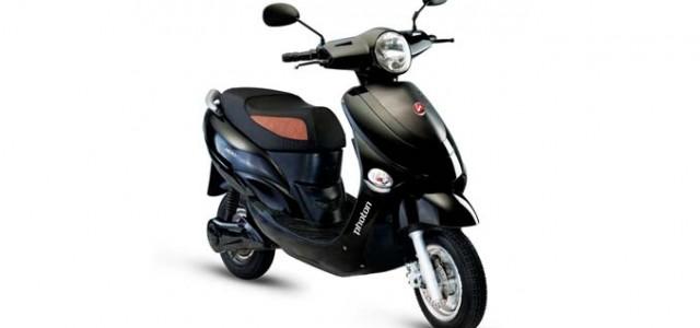 Hero Photon. Un scooter eléctrico que llega al mercado indio por apenas 600 euros