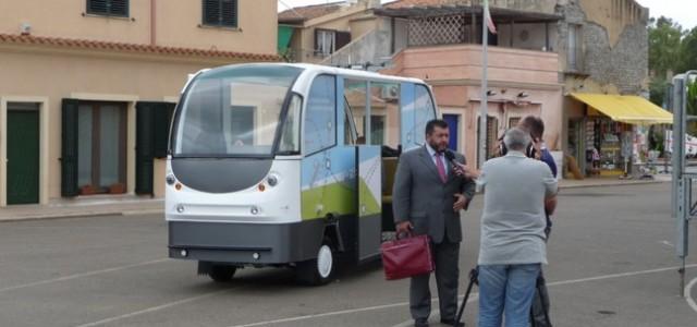 León probará los autobuses autónomos del programa Citymobil2