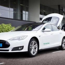 Después de 320.000 kilómetros, la batería de este Model S solo ha perdido un 6% de capacidad