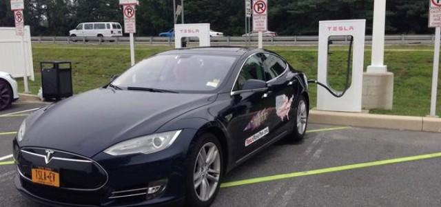 160.000 kilómetros en un Tesla Model S en 21 meses