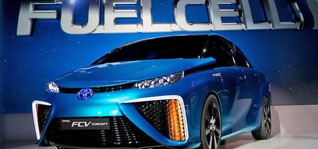 Toyota confirma el coste de repostar un coche a hidrógeno