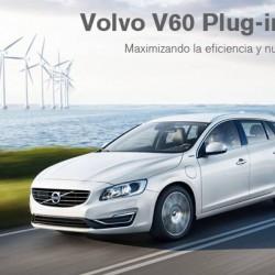 El Volvo V60 Plug-in ya está disponible en España