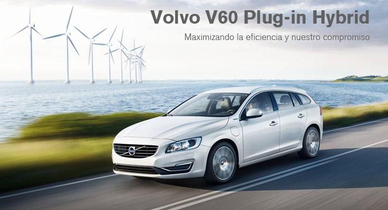 Volvo-v60-plug-in España