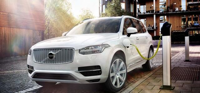 La guerra por las emisiones más bajas ha comenzado. El Volvo XC90 T8 logra promediar sólo 49 gramos por kilómetro