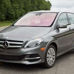 Consumer Reports suspende al Mercedes Clase B ED