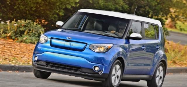 La autonomía del KIA Soul eléctrico llega a los 149 kilómetros bajo el ciclo EPA