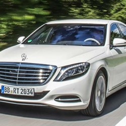 Este mes comienza la distribución del Mercedes-Benz S 500 Plug-In Hybrid