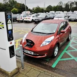 La expansión de la recarga rápida permitirá un boom del coche eléctrico