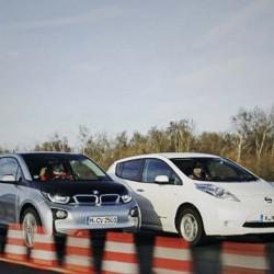 El escándalo de las emisiones de Volkswagen, dispara el interés del coche eléctrico en Reino Unido