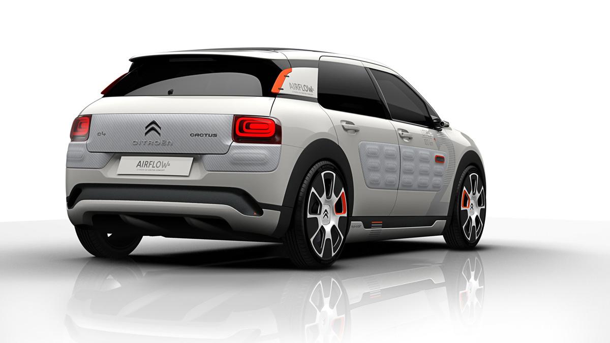 Citroën C4 Cactus Airflow HybridAir 2l