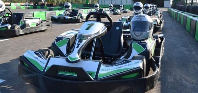 El karting eléctrico se abre paso en España