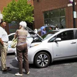 California alcanza la cifra de 150.000 coches eléctricos en sus carreteras